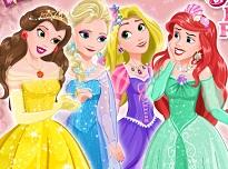Concursul de Frumusete cu Printese Disney