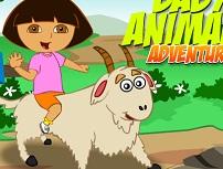 Dora Aventura cu Animale