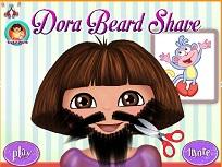 Dora se Barbiereste