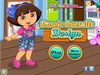 Dora  Designerul de Salopete