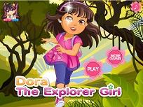 Dora Fetita Exploratoare