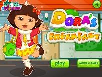 Dora Ia Micul Dejun