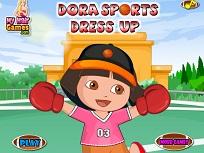 Dora Imbracata de Sport