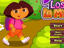Dora in Labirint