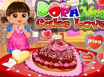 Dora si Tortul Dragostei