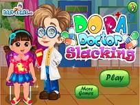 Dora Pierde Vremea la Doctor