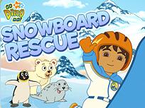 Dora Snow Rescue
