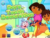 Dora Decoreaza Dintii
