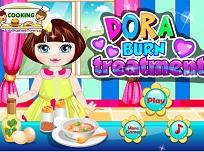 Dora Tratament pentru Arsuri