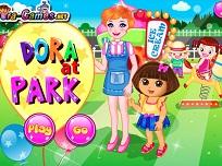 Dora in Parc