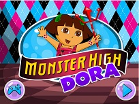 Dora in Monster High