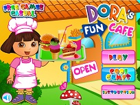 Dora si Cafeneaua