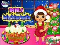 Dora si Concursul de Craciun