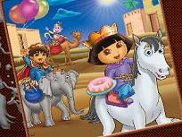 Dora si Diego de Colorat