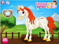 Dora si Unicornul