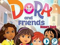 Dora si Prietenii Potriveste Cartile