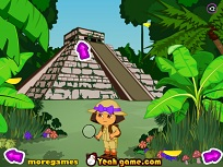 Dora si Templul Mayas