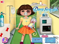 Dora in Ambulanta
