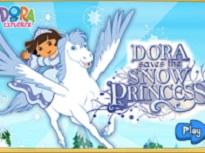 Dora Salveaza Printesa Zapezii