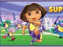 Dora Super Fotbalista
