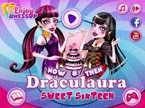 Draculaura la 16 Ani