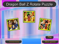 Dragon Ball Z Puzzle Rotativ