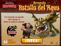 Dreseaza Gronckle-ul