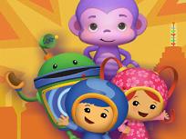 Echipa Umizoomi si Maimuta Purpurie