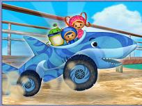 Echipa Umizoomi si Sharkcar