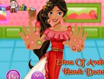 Elena din Avalor Probleme cu Mana