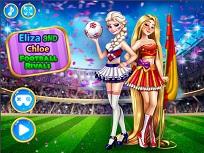 Eliza si Chloe Rivale in Fotabl
