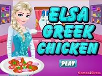 Elsa si Puiul Grecesc