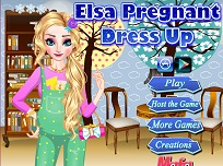 Elsa Insarcinata de Imbracat