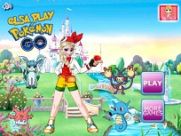 Elsa Joaca Pokemon Go