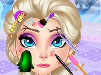 Elsa Pregatiri de Valentines Day