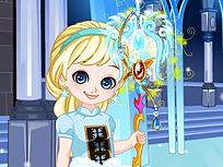 Elsa are Sceptru Nou