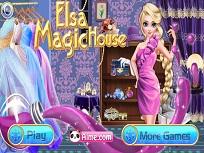 Elsa in Casa Magica