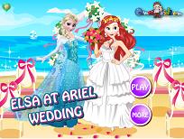 Elsa la Nunta lui Ariel