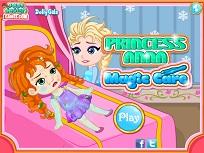 Elsa o Ingrijeste pe Anna
