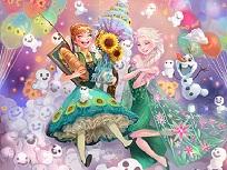Elsa si Anna Sarbatoresc