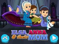 Elsa si Anna si Mamica Lor