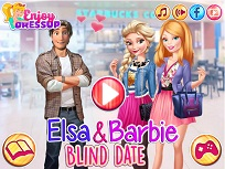 Elsa si Barbie la Intalniri pe Nevazute