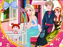 Elsa si Bebelusul Annei
