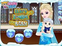 Elsa si Bebelusul Zombie