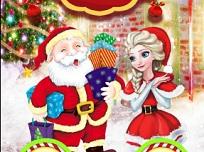 Elsa si Cadourile de Craciun