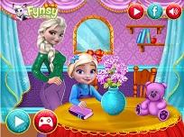 Elsa si Fiica Sa