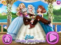 Elsa si Fotografiile de Nunta
