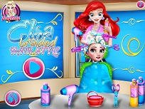 Elsa si Parul Impletit