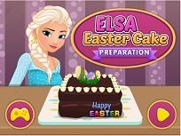 Elsa si Tortul de Paste
