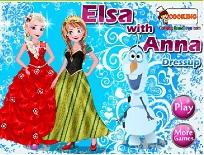 Elsa si Anna de Imbracat 3